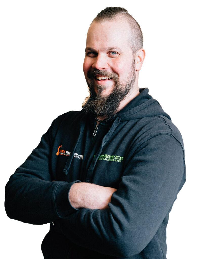 Tuomo Kauppila ASX Systems - teollisuusautomaatioratkaisut